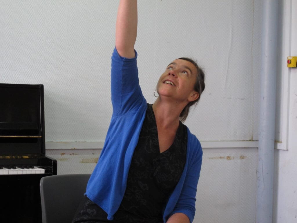 Restitution MAF Alors Raconte Sandrine Gnady