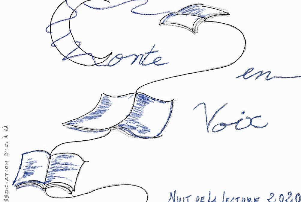 Conte en Voix, Nuit de la Lecture 2020