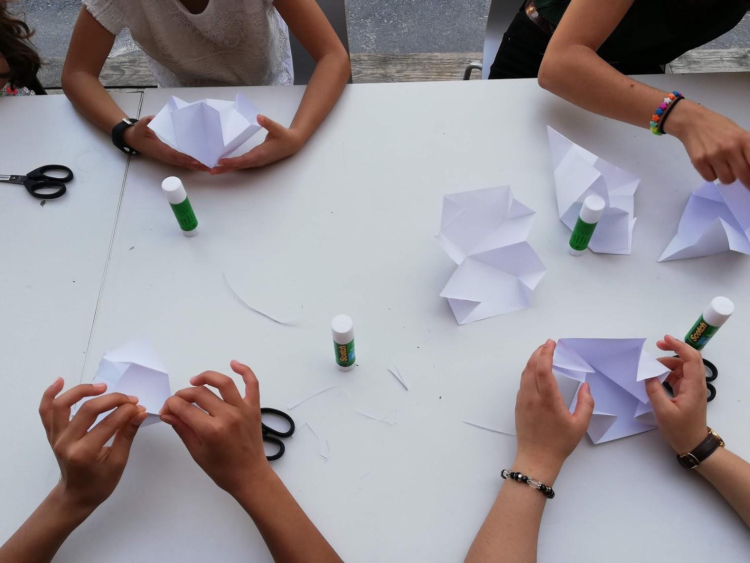 des ateliers participatifs ludiques, créatifs et écoresponsables !