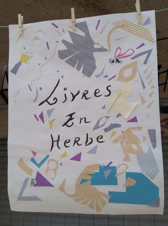 Livres en herbe- Afficher sa créativité !